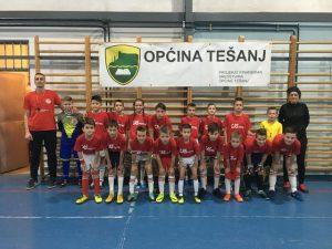 Škola fudbala Šampion Tešanj – odličan spoj stručnog kadra i mladih fudbalskih talenata