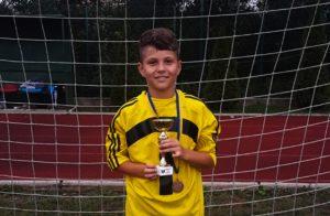 Samyn Stomornjak, talentovani mladi golman koji svojim odbranama plijeni veliku pažnju