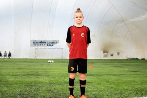Benjamin Avdić, biser Škole fudbala Sparta, pred kojim je lijepa fudbalska budućnost