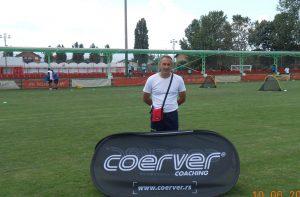 Intervju sa Asmirom Omerovićem, trenerom Coerver coaching  metode – svjetske metode br.1 za tehničko usavršavanje igrača i trenera